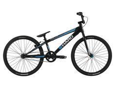 "Haro Bikes ""Race LT Pro 24"" 2017 BMX Race Cruiser Bike - 24 Inch | Gloss Black | kunstform BMX Shop & Mailorder - worldwide shipping"
