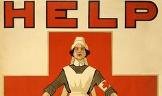 "Charles Eames famously said ""design depends largely on constraints."" Which is precisely the same maxim these fantastic nursing recruitment posters from World War I had in mind. Governments across Europe were under huge strain to keep its citizens volunteering for the war effort, especially nurses, who had to deal with the consequences of total war on a deeply personal level. So they came up with a series of posters designed to appeal to women's 'nurturing side'."