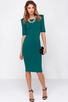 Fancy Midi Dresses