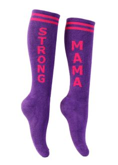Strong Mama socks! I need these pretty bad, but they've been sold out for a while.