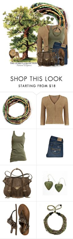 """""""Arbor Day....Plant a Tree for the Future"""" by theleakeycollection ❤ liked on Polyvore featuring Alberta Ferretti, Vila Milano, Abercrombie & Fitch, Ella Rabener, Matisse, theleakeycollection, zulugrass, arborday, fairtradejewelry and plantatree"""