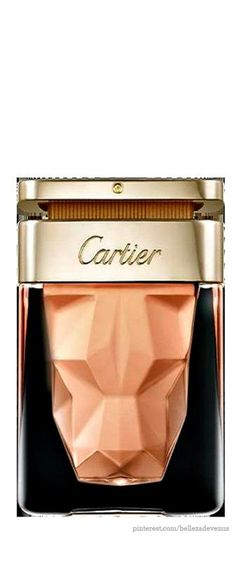 Cartier's new women's fragrance Cartier Panther | LBV ♥✤