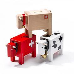 Swiss (Cash-) Cows