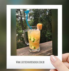 CAIPIRINHA MIX (2 limões e 1 mexerica): Viagem de sabores cítricos. Fica muito bom e a receita completa está no nosso blog. Confere lá!