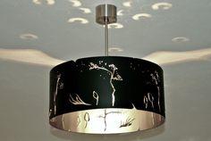 Modern Lamp unusual design ceiling light WIND