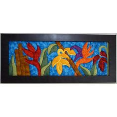 Cuadros En Patchwork Sin Agujas $ 190000.0 Stained Glass Patterns, Van Gogh, Tapestry, Painting, Mousse, Punch, Diana, Home Decor, Art