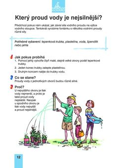 Malý vědec Science Experiments Kids, Science Projects, Homeschool, Education, Projects, Toddler Science Experiments, Educational Illustrations, Learning, Science Fair Projects