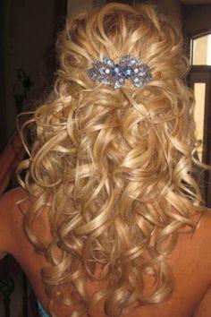 Wedding Hair - Beautiful hair!