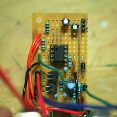 Proto-Schlock: EPFM (Electronic Projects for musicians) Build notes and layouts Electronic Circuit, Tank I, Electronics Projects, Pretty Cool, Musicians, Layouts, Electric, Notes, Building