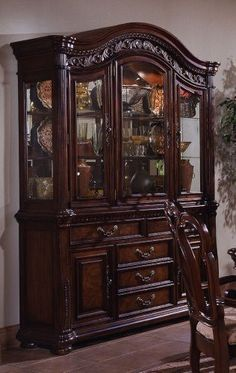 Samuel Lawrence D3530 Dining Room Set - Dining Rooms - Triad Furniture Distributors - 2