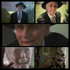 """Reverend Henry Kane, """"The Beast"""" (Poltergeist II: The Other Side - 1986)"""