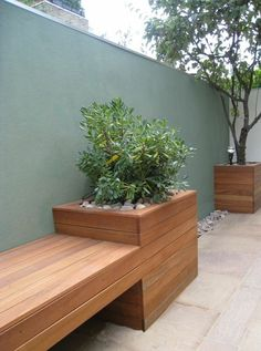 faire un banc en coffrage avec lames de terrasse bois exotique jardin pinterest spas. Black Bedroom Furniture Sets. Home Design Ideas