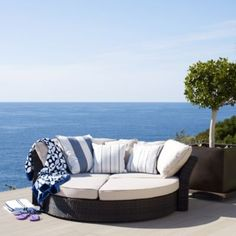 This sofa can converts into a day bed for those lazy afternoons. Bali day bed was £1599.00 now £799.00