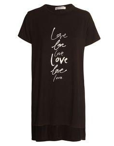 Love' Slogan Side Split Tunic Top in Black £ 7.95 http://www.chiarafashion.co.uk/love-slogan-side-split-tunic-top-in-black.html #printed #slogan #tshirt #tee #top #basic #black #oversized #side #split #tunic