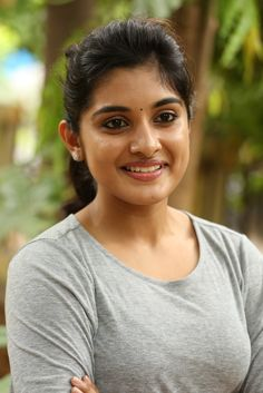 Latest Images of Niveda Thomas New Photos Hot Gallery Beautiful Girl Indian, Most Beautiful Indian Actress, Beautiful Gorgeous, Beautiful Saree, Most Beautiful Women, Beautiful Flowers, Beauty Full Girl, Cute Beauty, Beauty Women