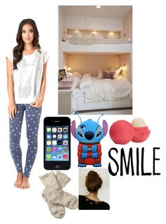 """Sleepy"" by corazonesdary-1 ❤ liked on Polyvore featuring Forever 21, Disney, Eos and Fat Face"