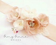 Fard à joues de mariée Sash Blush fleur mariée par TheRedMagnolia