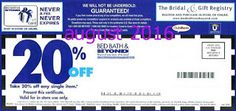 Bed Bath and Beyond Coupons Ends of Coupon Promo Codes MAY 2020 ! Looking for a promotional code for Bed Bath and more? Store Coupons, Grocery Coupons, Online Coupons, Print Coupons, Free Printable Coupons, Free Printables, Free Coupons, Dollar General Couponing, Sell Gift Cards
