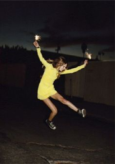 jump for joy | she wore yellow | sparklers | young, wild and free | reckless, rebels | delinquent | fun | www.republicofyou.com.au