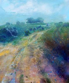 Lorna Holdcroft - Friends Clump Ashdown forest