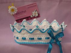 Princess Crown - Turquoise £6.50
