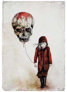 MOSHITA — balloon girl Christian Bienefeld