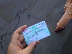 Transportation pass
