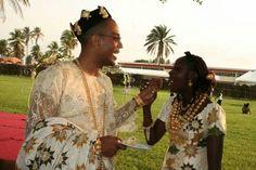 Ivorian weddinh