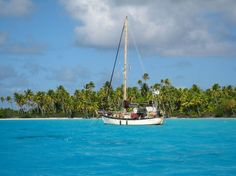 The Tuamotus or the Tuamotu Archipelago are a chain of atolls in French Polynesia