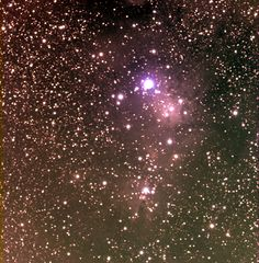 Cone Nebula far