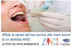Oggi sul settimanale freepress Pavia7 tornano i #DENTISTIANDIPAVIA per ricordarvi di non trascurare la salute del vostro sorriso.