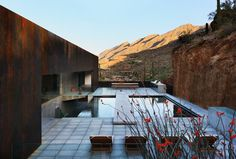 Ventana Canyon House - Rick Joy Architects