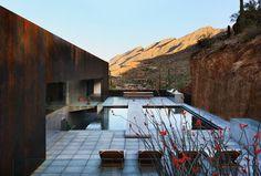 Ventana Canyon House by Rick Joy Architects - Modern Homes Interior Design and Decorating Ideas on Decodir