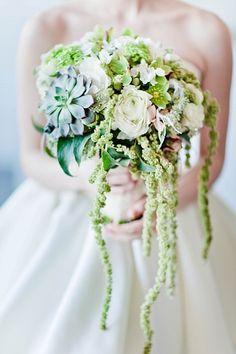 Jolly Bunch wedding flowers echeveria