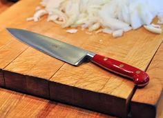 Consejos básicos para mantener los cuchillos de cocina