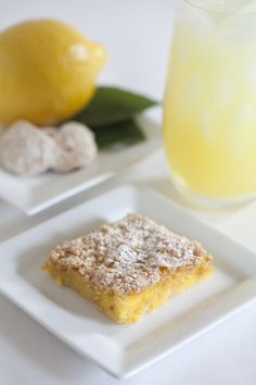Savannah Smiles® Girl Scout Cookie Lemon Streusel Bar