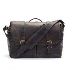 ONA Brixton Leather Dark Trufle