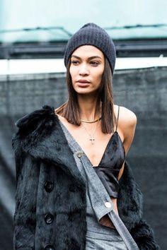 Street style from Paris Fashion Week autumn/winter -Vogue Australia