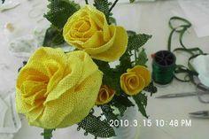 Neşe'nin gözdeleri Needlework, Cross Stitch, Flowers, Plants, Embroidery, Dressmaking, Punto De Cruz, Couture, Handarbeit