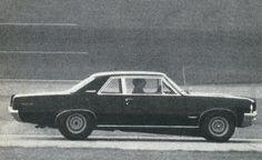 1964: C&D Pontiac GTO vs. Ferrari GTO