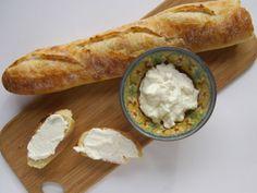 Homemade Ricotta (milk, optional cream, lemon)