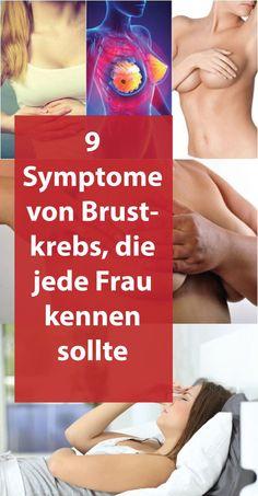9 Symptome von Brustkrebs, die jede Frau kennen sollte – #Brustkrebs #die #Frau #jede #kennen #sollte #Symptome #von