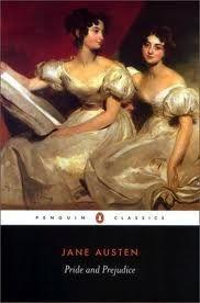 Pride & Prejudice, by Jane Austen. A true classic. (@oedb_org)