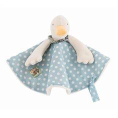 Schmusetuch Ente Jeanne - eine kleine Ente zum Kuscheln, Schmusen und Lieb haben. Etwas außergewöhnliches für Ihren kleinen Spatz ;-)