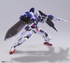 Metal Build GUNDAM EXIA & Repair III