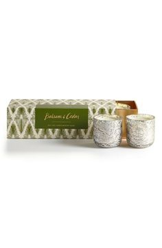 ILLUME® 'Mini Mercury' Scented Candles (Set of 3) available at #Nordstrom