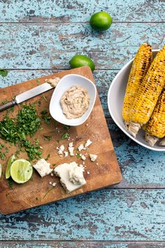 grilled corn with cheese lime and chile elotes