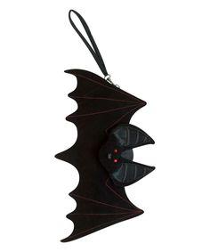 Look what I found on #zulily! Bat Clutch by Rasta Imposta #zulilyfinds