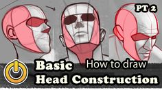 """""""How To Draw Basic Head Construction Pt 2/2"""" by Reinaldo Quintero a.k.a Reiq* • Blog/Website   (http://www.reiquintero.com) • Support   (https://www.patreon.com/reiq) ★    CHARACTER DESIGN REFERENCES™ (https://www.facebook.com/CharacterDesignReferences & https://www.pinterest.com/characterdesigh) • Love Character Design? Join the #CDChallenge (link→ https://www.facebook.com/groups/CharacterDesignChallenge) Promote your art in a community of over 100.000 artists!    ★"""