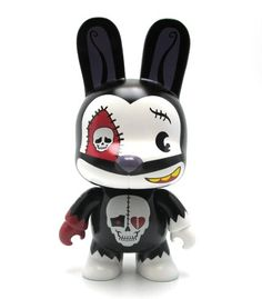 Mickey Mouse, Mini Qee 5'' Deady Bunee - eewee.fr